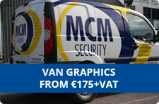 vehicle graphics cork