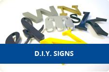 diy signs