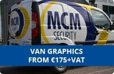 vehicle graphics cork